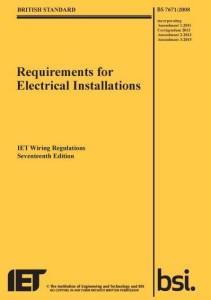 Wiring- Regulations-BS7671