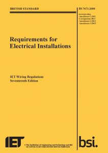 Wiring Regulations Changes-1