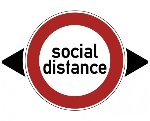 Social Distancing for Electricians
